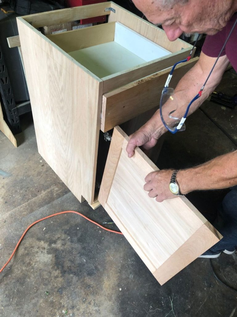 Making Cabinets